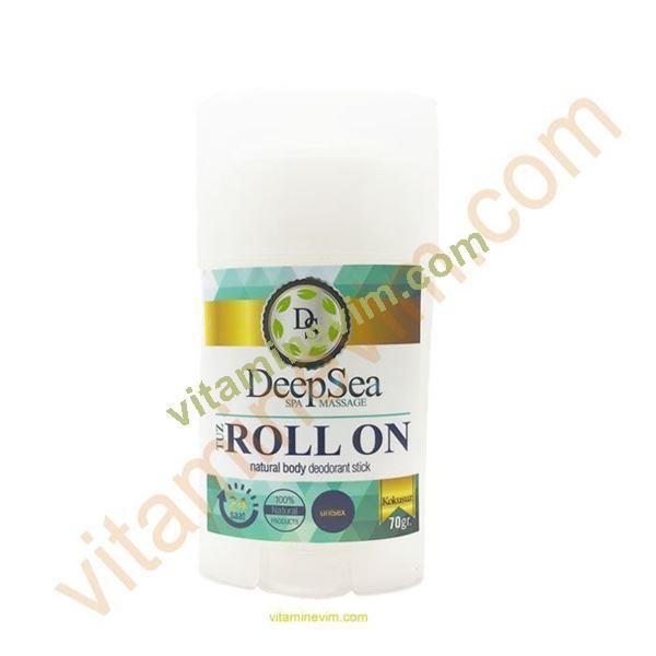 DeepSea Tuz Rollon 100% Doğal