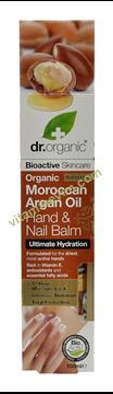 Dr. Organic Fas Argan Yağı El Ve Tırnak Balsamı 100 Ml