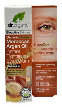 Dr. Organic Fas Argan Yağlı Anında Sıkılaştırıcı Göz Serumu 30 Ml