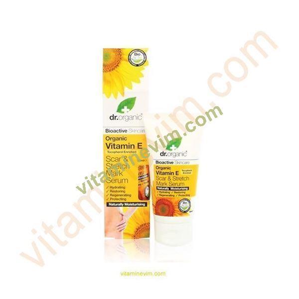 Dr. Organic iz,Yara Ve Çatlak Serumu 50 Ml (Vitamin E)