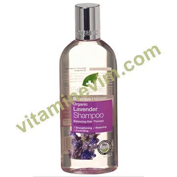 Dr. Organic Lavanta Saç Şampuanı 265ml