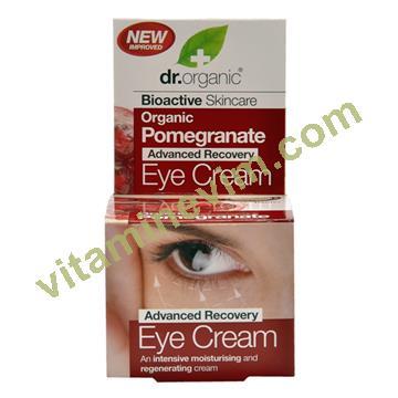Dr. Organic Nar Göz Kremi 15ml