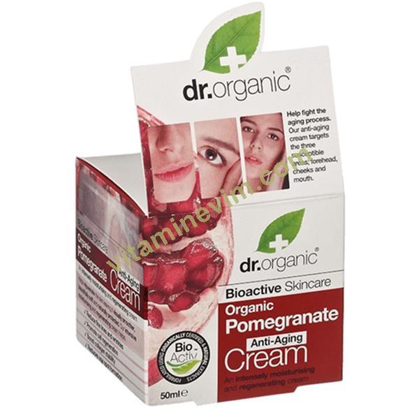Dr. Organic Nar Yaşlanma Karşıtı Krem 50 Ml