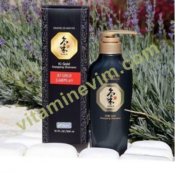 Ki Gold Şampuan