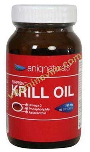 Krill Yağı Aniqnaturals