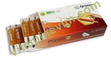 Propolis-Arı Sütü-Ginseng-Acerola Eğriçayır