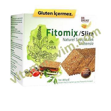 Dr.Ekmek Fitomix Slim Glutensiz