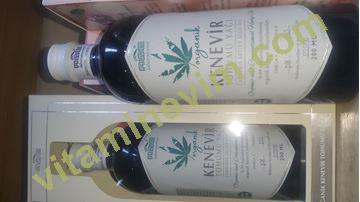 Resim  AWE Organik Kenevir tohumu yağı  200 ml